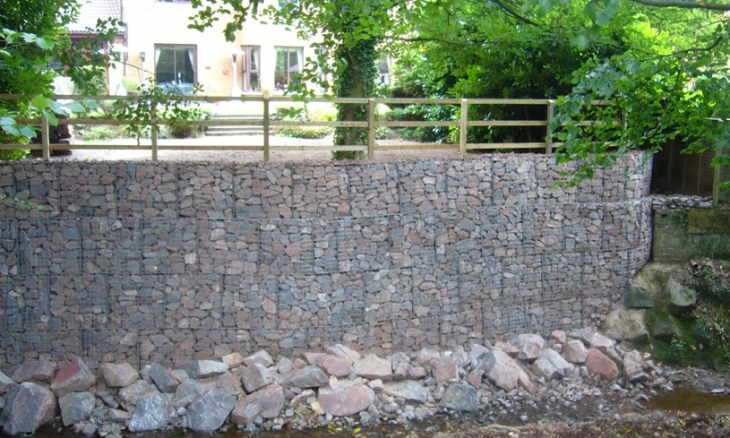 The Hermitage Retain Retaining Wall Solutions