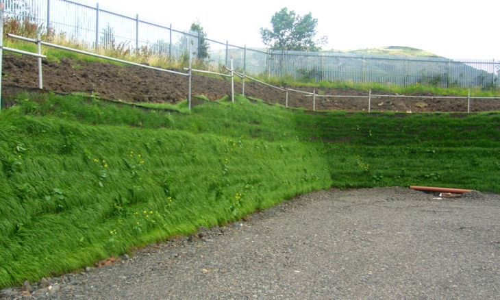 Greenface Retain Retaining Wall Solutions